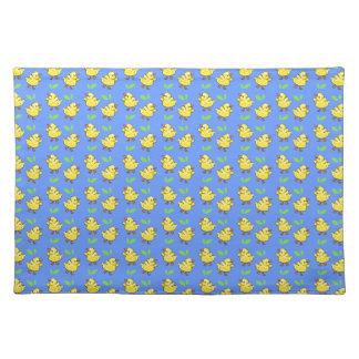 Baby Duck Pattern Placemat