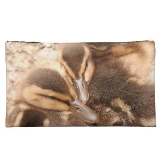 Baby Ducklings Ducks Birds Wildlife Animals Bag Cosmetic Bags