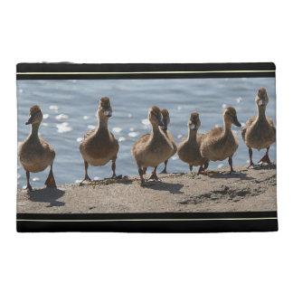 Baby Ducklings Ducks Birds Wildlife Animals Bag Travel Accessory Bags