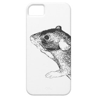Baby dumbo rat iPhone 5 cover