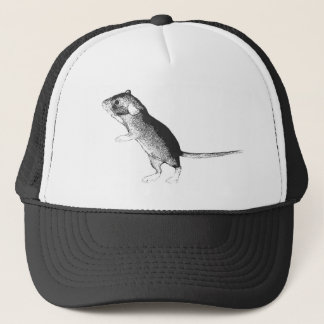 Baby dumbo rat trucker hat