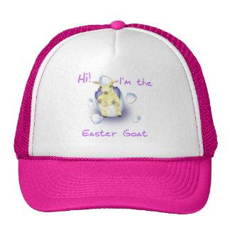 Baby Easter Goat Trucker Hat