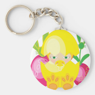 Baby-EGG03 png Key Chain