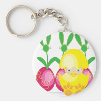 Baby-EGG08 png Key Chain