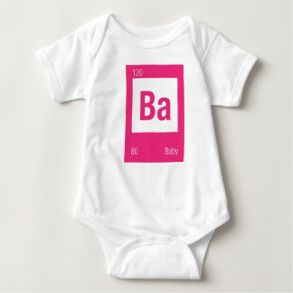 Baby Element Creepers Girl Baby Bodysuit