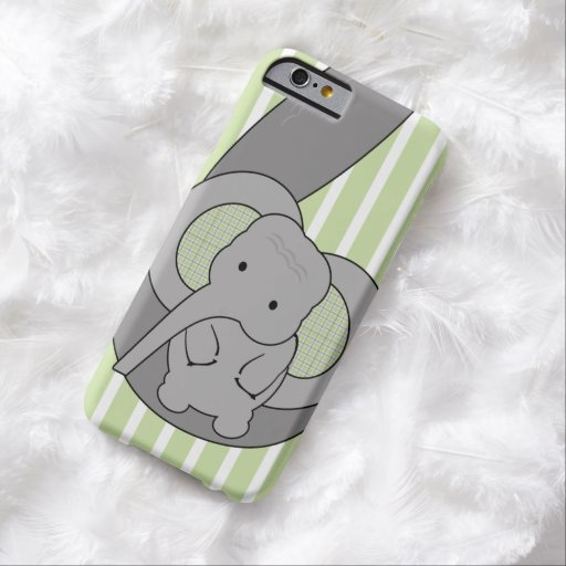 Baby Elephant Barely There iPhone 6 Case