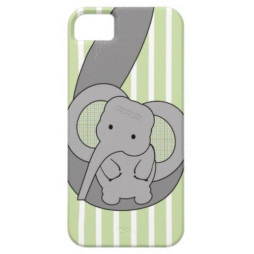 Baby Elephant iPhone 5 Cases