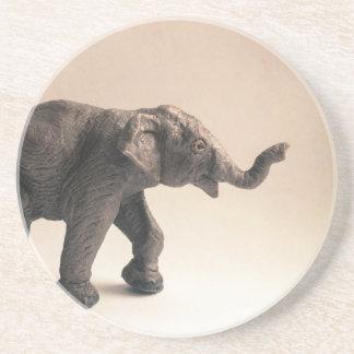 Baby Elephant Drink Coasters