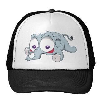 BABY ELEPHANT MESH HATS