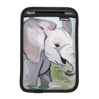 Baby Elephant (Kimberly Turnbull Art) iPad Mini Sleeve