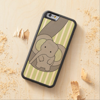 Baby Elephant Maple iPhone 6 Bumper