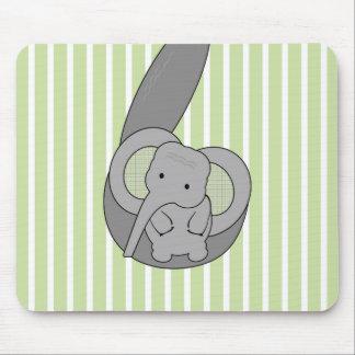 Baby Elephant Mousepads