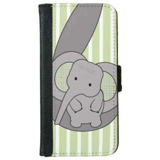 Baby Elephant iPhone 6 Wallet Case