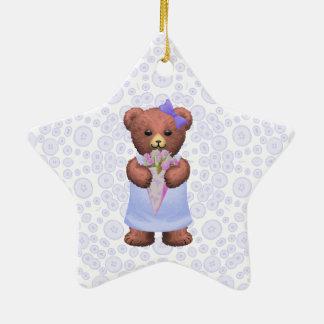 Baby Ella Bear's Christmas Ornament