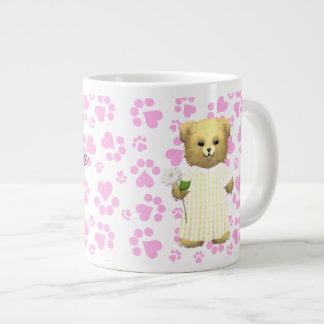 Baby Ella Flower Bear's Jumbo Mug