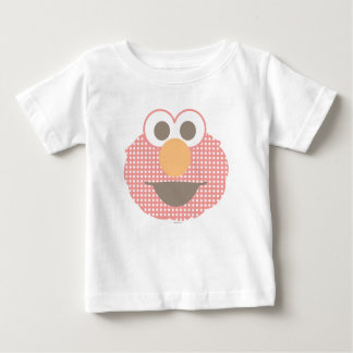 Baby Elmo Big Face Baby T-Shirt