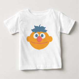 Baby Ernie Face Baby T-Shirt