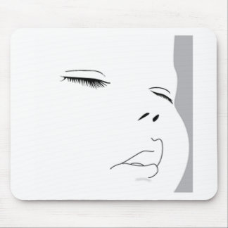 Baby Face 1 Mouse Mat