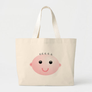 Baby Face Bobe Jumbo Tote Bag
