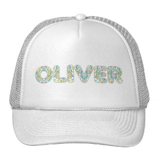 """""""Baby Face"""" Oliver Trucker Hat"""