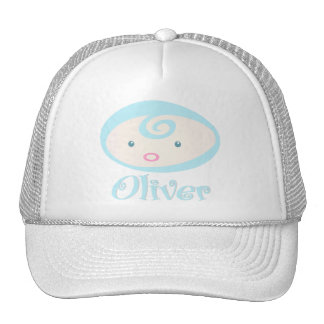 """""""Baby Face"""" Oliver Hats"""