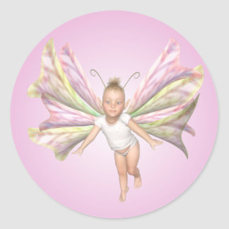 Baby Fairy Sticker
