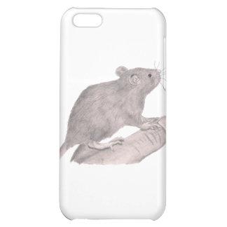 Baby Fancy Rat iPhone 5C Cover
