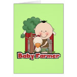 Baby Farmer With Duck Tshirts and Gifts Card