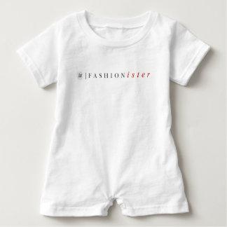 Baby Fashionister Romper Baby Bodysuit