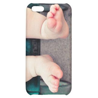 Baby feet iPhone 5C case
