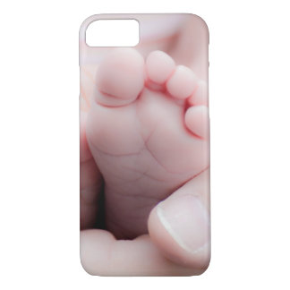 Baby Feet Weddings Grads Special Moments on Phone iPhone 8/7 Case