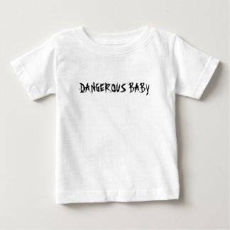 Baby Fine 'Dangerous Baby' Jersey T Shirt