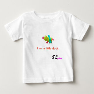 Baby Fine Jersey T-Shirt by TLfashion