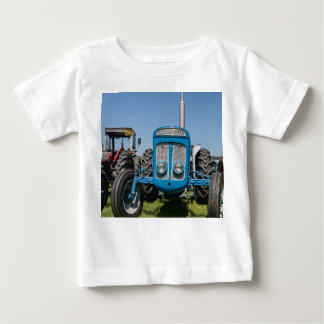 Baby Fine Jersey Tractor T-Shirt, All Colours Baby T-Shirt