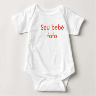 Baby fofo tees