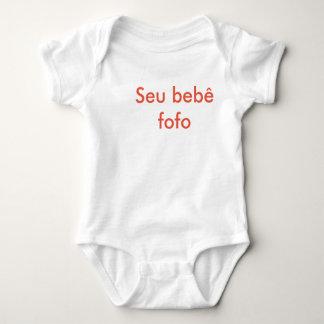 Baby fofo tshirt