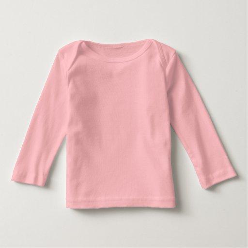 Baby Footprints (Girl) Tshirts