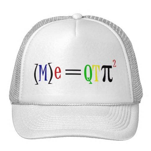 Baby Formula QTPI  squared! Hat