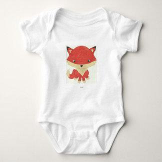 Baby Fox Baby Romper Baby Bodysuit