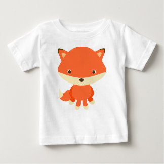 baby fox cute t-shirt