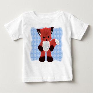 Baby Fox Toon Friend T-Shirt