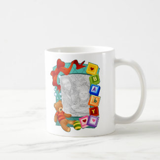 Baby Frame Basic White Mug