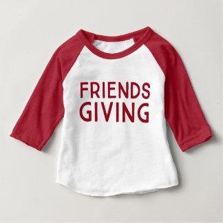 Baby Friendsgiving Sport Shirt