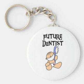 Baby Future Dentist T-shirts and Gifts Key Ring