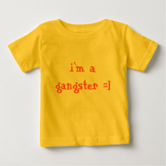 baby gangster. t-shirts
