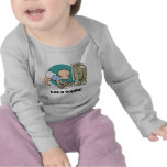 BABY GEEK IN TRAINING T SHIRT OR
