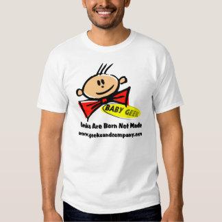 Baby Geek Shirts