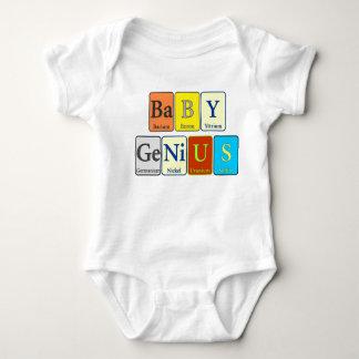 Baby Genius Design Baby Bodysuit
