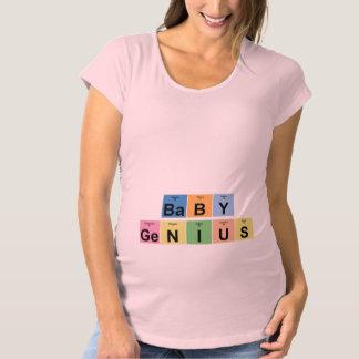 Baby Genius Maternity Shirt