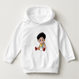 Baby Ghenny Toddler Pullover Hoodie